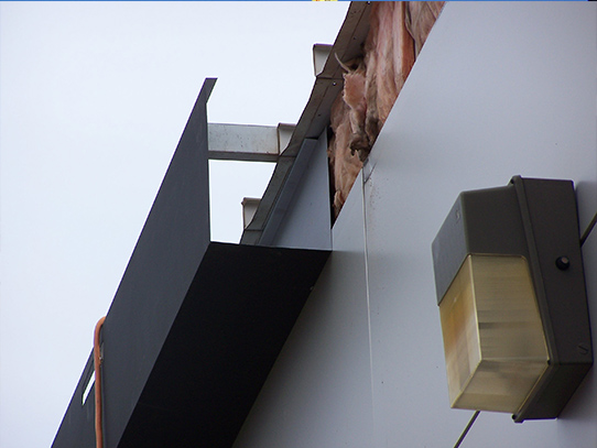 Commercial Box Gutters The Gutter Company For The